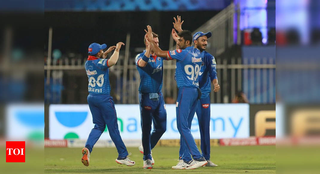 RR vs DC Highlights: Delhi Capitals thump Rajasthan Royals by 46 runs, jump to top in the standings - Times of India