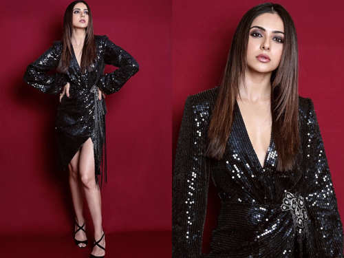 Happy birthday Rakul Preet Singh: 5 times when the gorgeous diva stunned  everyone with her versatile outfits   The Times of India