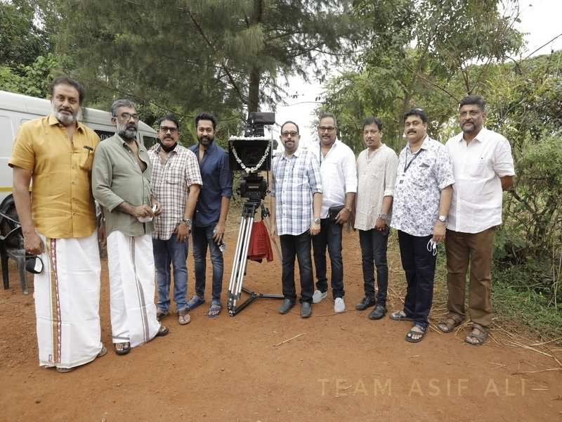 Asif Ali teams up with Sibi Malayil for political thriller, Kothe