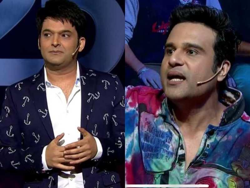 Kapil Sharma reveals Krushna Abhishek refused to do The Kapil Sharma Show as he didn't want to play a woman