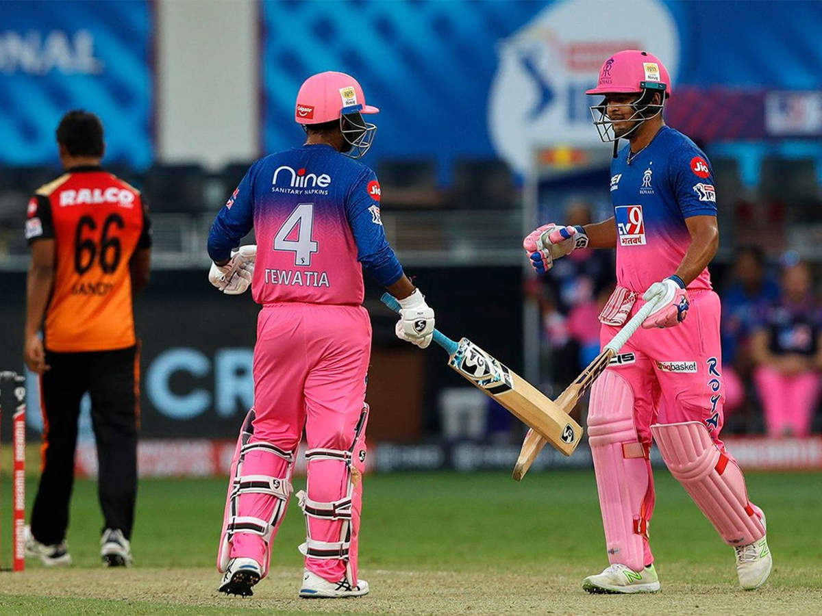 SRH vs RR Highlights: Rajasthan Royals beat Sunrisers Hyderabad by 5 wickets  | Cricket News - Times of India