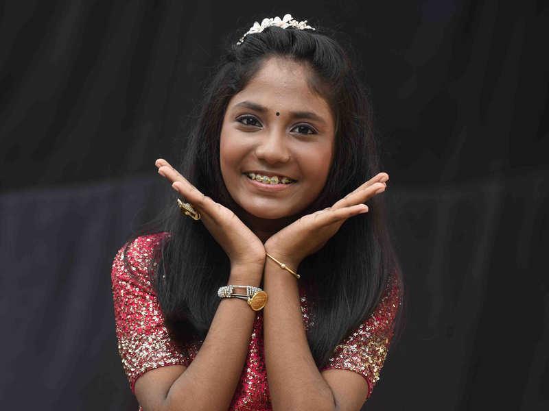 Aryananda Babu winner of 'Sa Re Ga Ma Pa Li'l Champs' Season 8