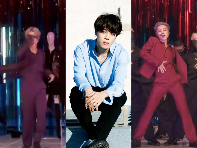 BTS MAP OF THE SOUL ON:E CONCERT: Army all hearts with Jimin's sensational performances on 'Black Swan' and 'Filter'