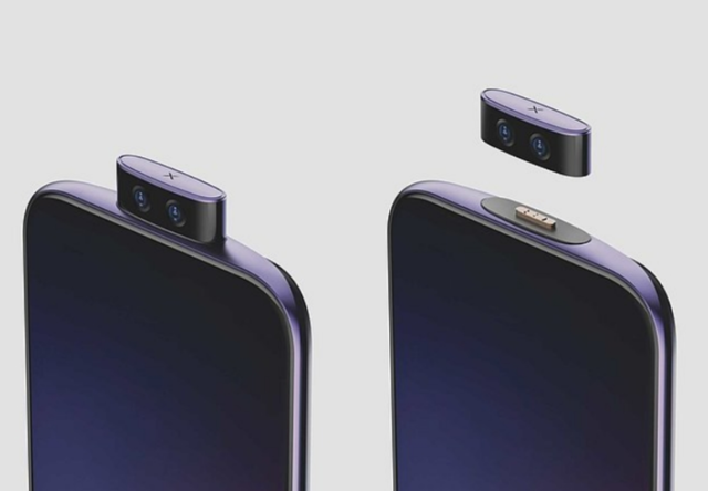 Vivo wants to make a phone with removable pop-up camera