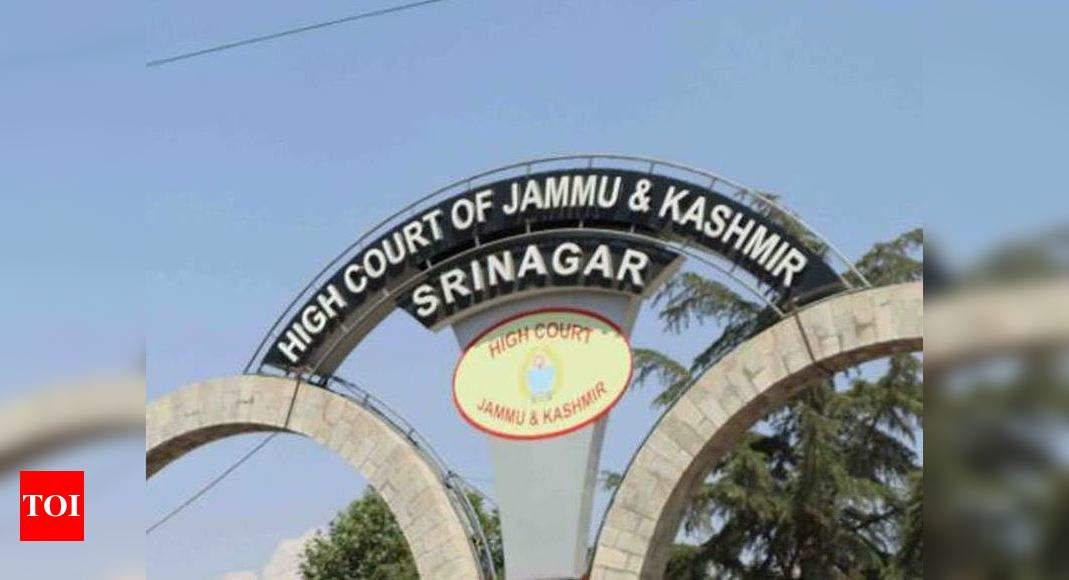 HC orders CBI probe into Roshni land scam in J&K | India News – Times of India