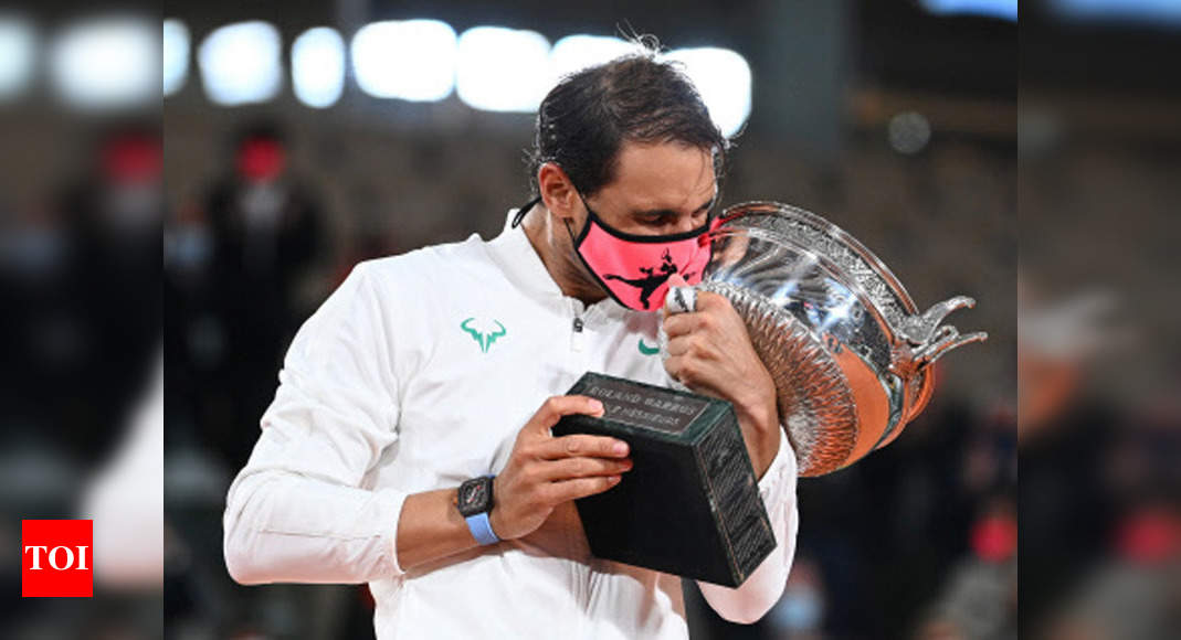 'What counts is victory', says peerless Nadal | Tennis News – Times of India