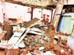 8-year-old crushed under half-demolished home in Hyderabad