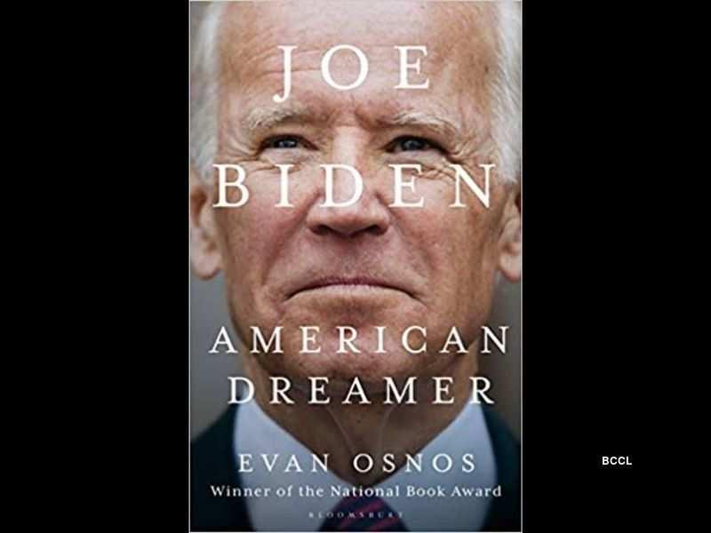 <p>'Joe Biden: American Dreamer' by Evan Osnos <br></p>