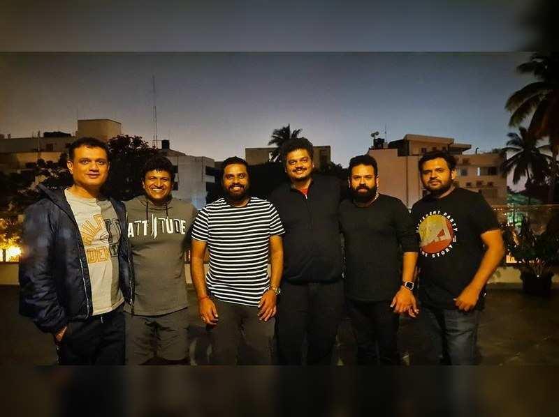 Puneeth Rajkumar starrer Yuvarathnaa's shoot is complete; preps for release