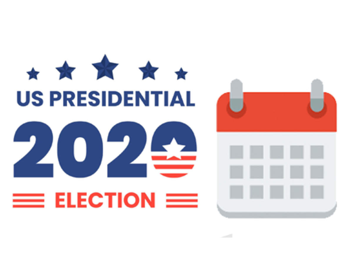 Election Calendar 2022.Infographic Us Election Date Results 2020 Key Dates And Events Of Us Presidential Election World News Times Of India