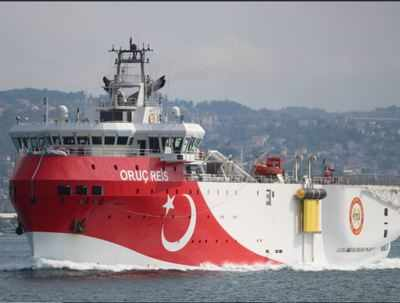United States demands Turkey end 'calculated provocation' of ship