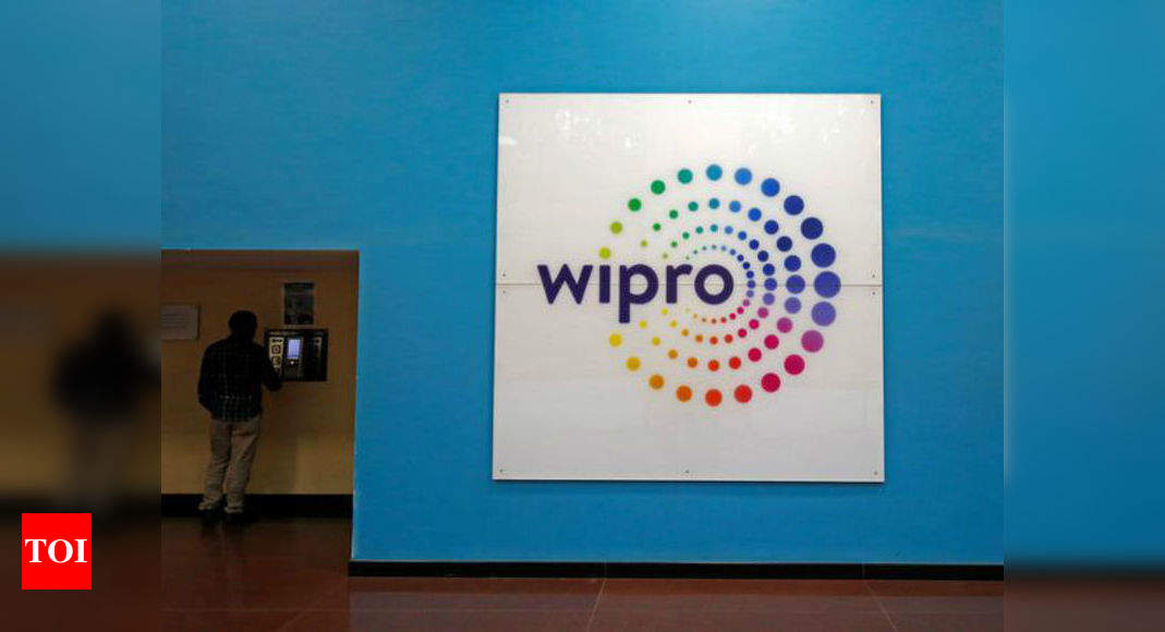 Wipro Q2 profit slips 3.4% to Rs 2,466 crore; approves Rs 9,500 crore buyback plan - Times of India