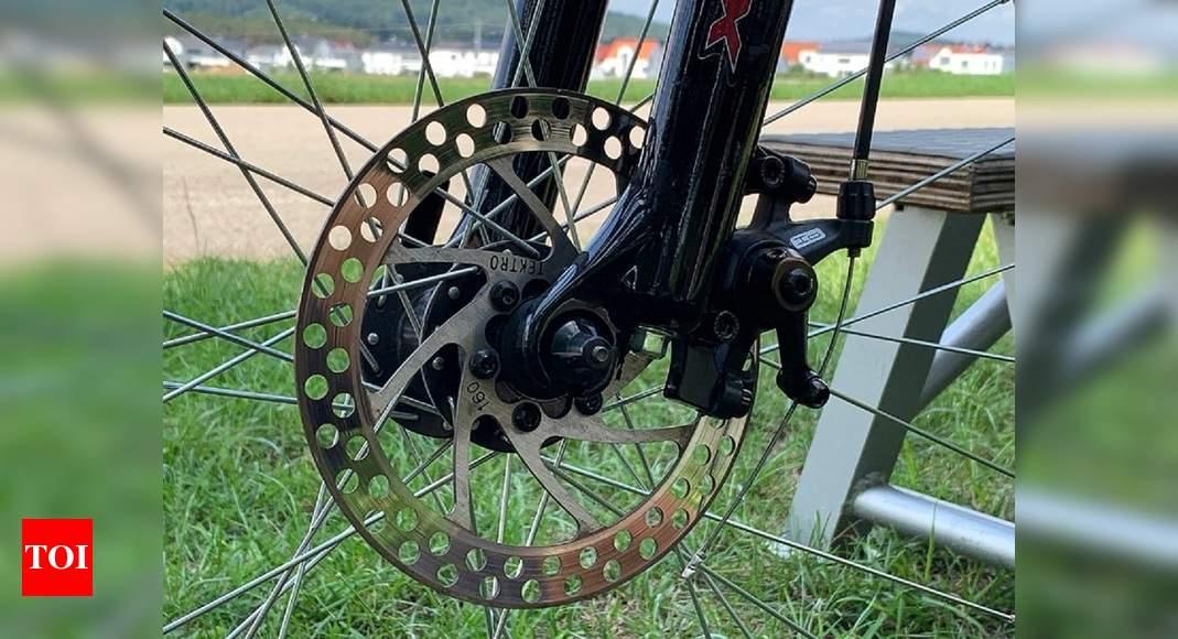 2 pcs Brake Shoes Mountain Bike Brake Blocks V Brake Pads Bicycle Braking Racing