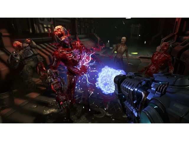 It's possible to play Doom Eternal on your Samsung Smart Fridge