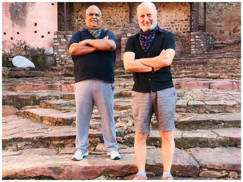 Picture Courtesy: Anupam Kher Instagram