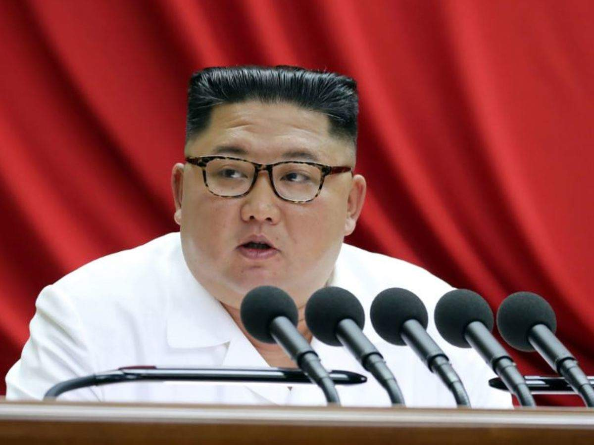Kim Jong Un Pledges Thousands Of New Homes As Economic Push Begins Times Of India