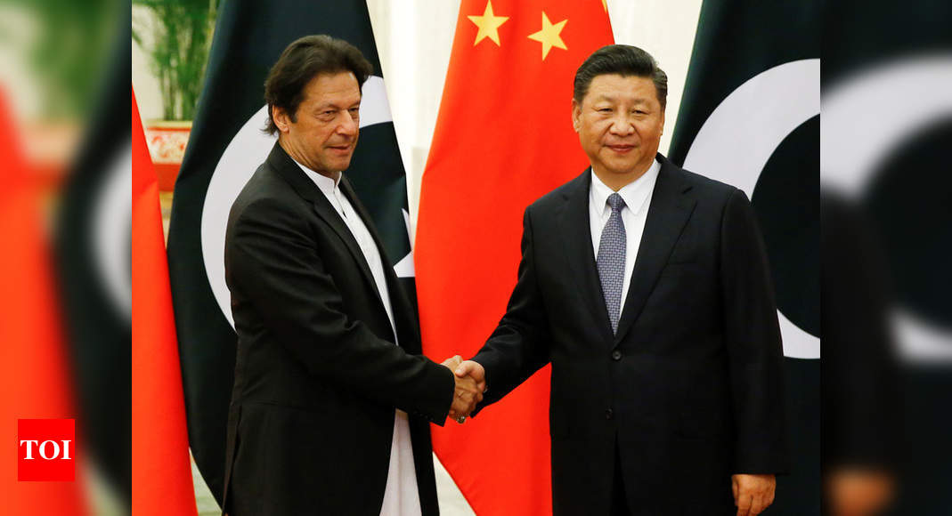 'Black day': China, Pakistan's election to UN rights body draws ire - Times of India
