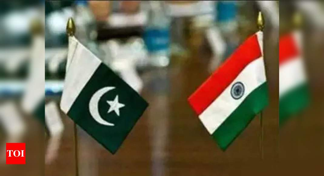 Commonwealth meet: India slams Pak's 'bigoted agenda' on J&K - Times of India