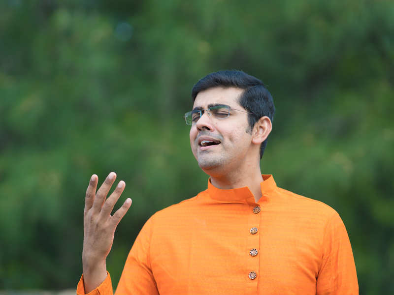 The pressure of singing every day during Margazhi won't be there this year: Sikkil Gurucharan