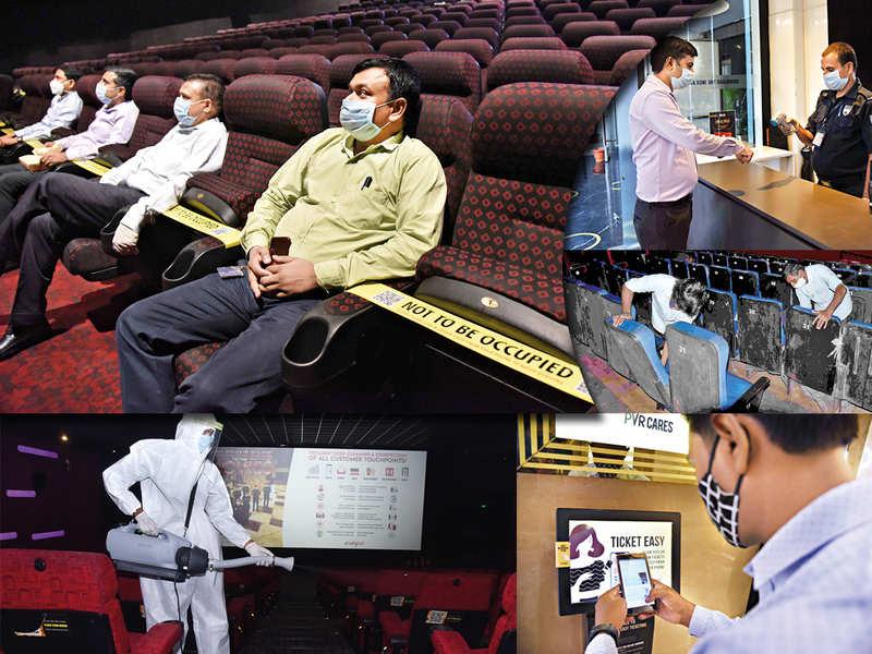 As cinema halls reopen in Karnataka on Friday, many uncertainties loom large