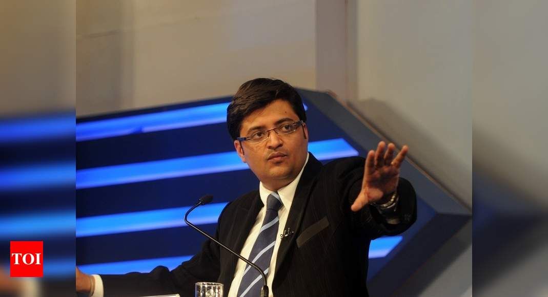 Maharashtra legislature issues breach of privilege notice to Arnab Goswami | India News – Times of India