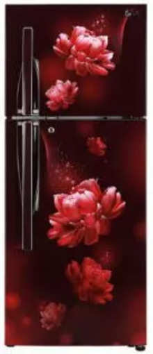 LG GL-T292RSCY 260 Ltr Double Door Refrigerator