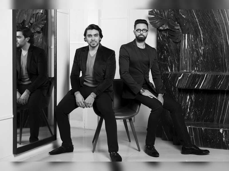 Holidaywear specialists Shivan & Narresh launch their first couture capsule collection