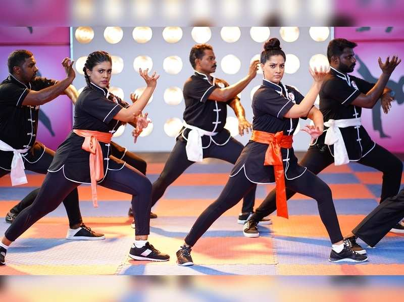 Martial arts is a key element in Varalaxmi and Ineya's thriller, Colors