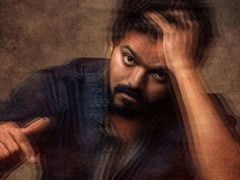 Vijay's 'Master' becomes the most liked first look post on Twitter