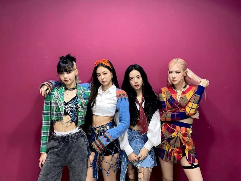 BLACKPINK becomes the first girl group and the third K-pop act to hit No.1 on Billboard Artist 100 chart