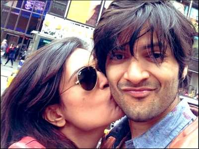 Richa's b'day wish for beau Ali is unmissable