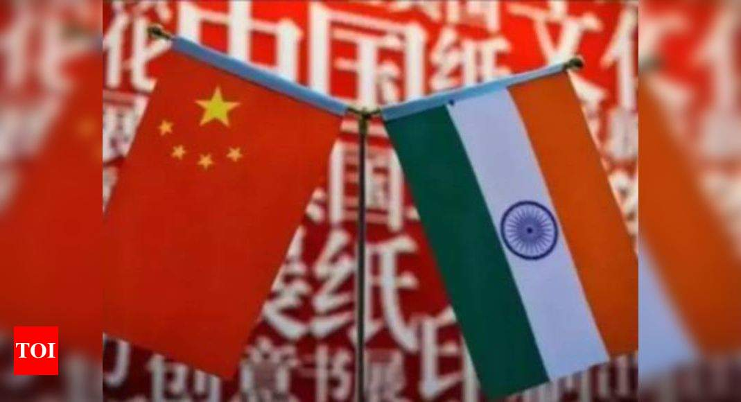 Ladakh and J&K integral part of India, China has no locus standi: MEA - Times of India