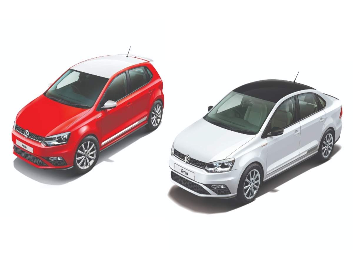 Volkswagen Polo Launch In India Vw Polo And Vento Red And White Edition Launched
