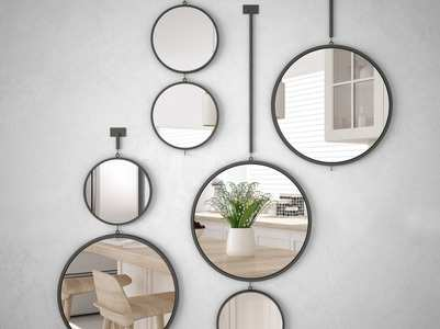 5 DIY ideas using mirrors to amp up your living space