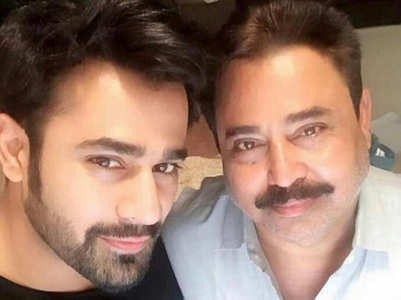 Pearl V Puri mourns the demise of his father