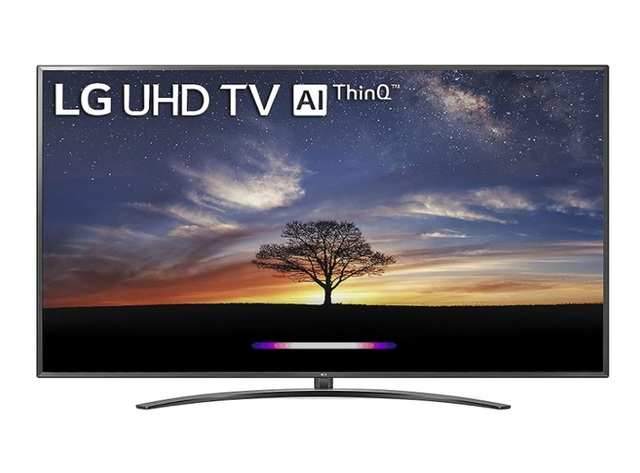 Amazon is offering up to $800 off on TVs from Samsung, LG and Sony