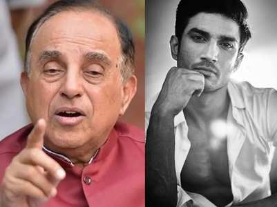 MP Swamy on Sushant Singh Rajput case