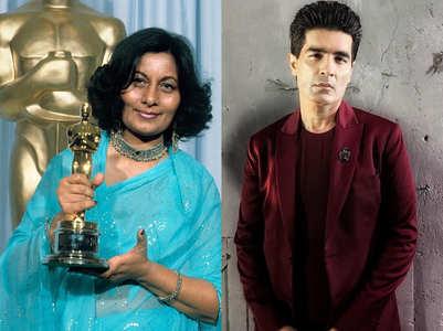 Manish Malhotra on Bhanu Athaiya's demise