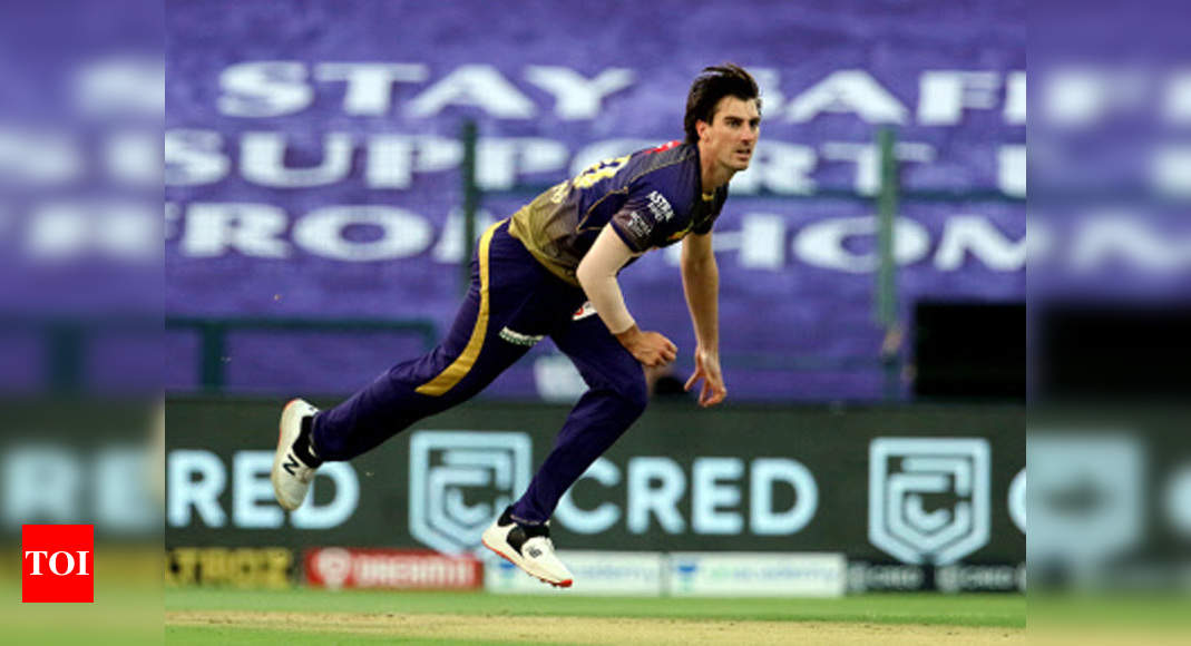 IPL 2020: We haven't played our complete game yet, says Cummins | Cricket News – Times of India
