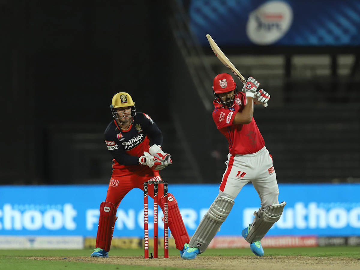 RCB vs KXIP Highlights: KL Rahul, Chris Gayle hit fifties as Kings XI Punjab beat Royal Challengers Bangalore by 8 wickets | Cricket News - Times of India