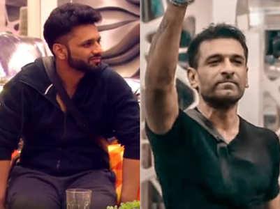 BB14: Rahul Vaidya age-shames Eijaz Khan