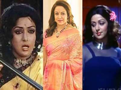 HBD Hema Malini: Her 5 exceptional characters