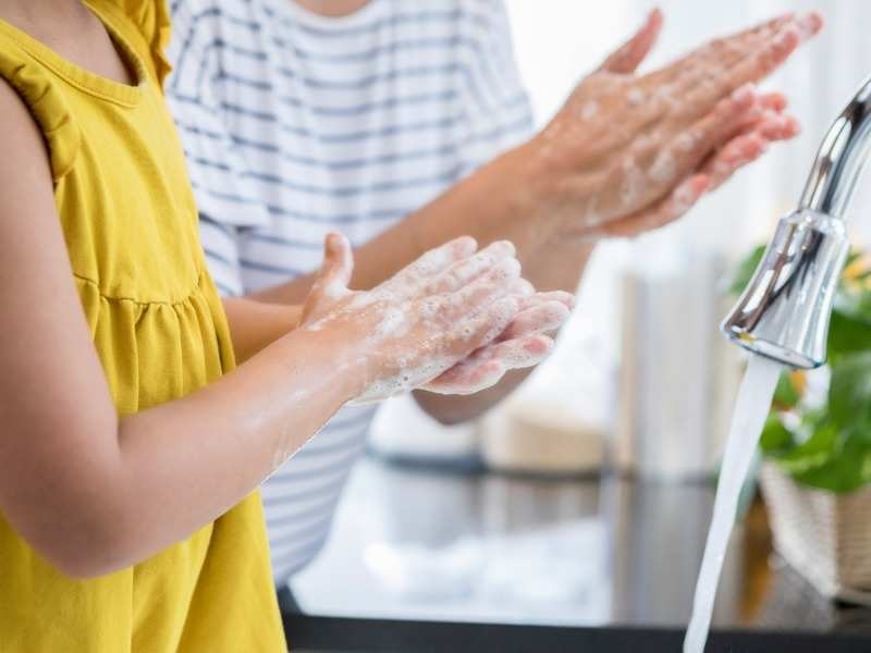 Excessive hand hygiene practices causing skin complications: Dermatologists