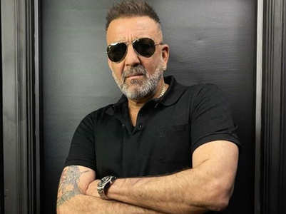 Pics: Sanjay Dutt shows off his stylish side