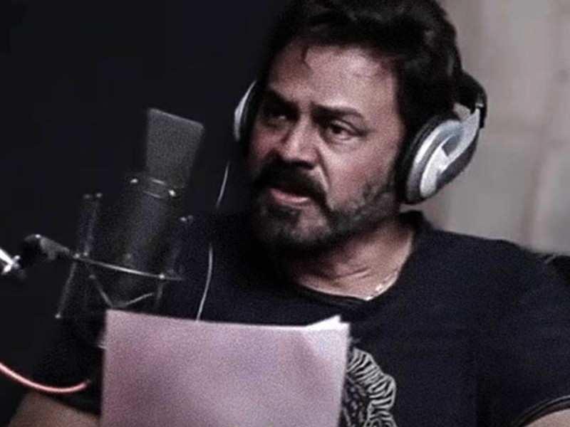 Venkatesh to give voice-over for Vishnu Manchu, Kajal Aggarwal starrer Mosagallu