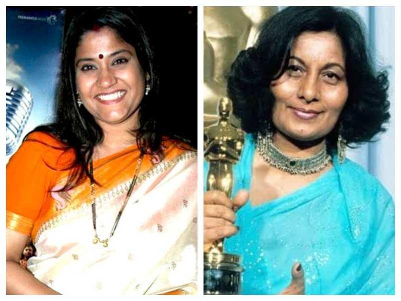 Renuka Shahane remembers her 'Katha Don Ganpatravanchi' costume designer Bhanu Athaiya: The pride of our country