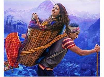 Reasons to re-watch SSR-Sara's 'Kedarnath'