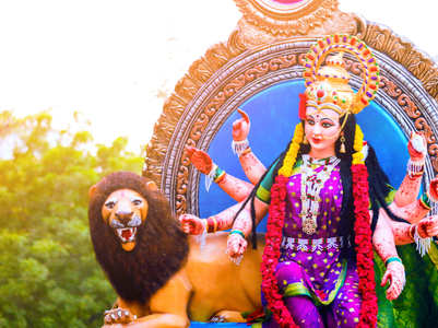 Navratri 2020: Pictures and Greeting Cards