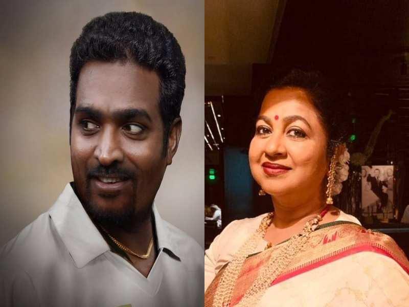 Radikaa Sarathkumar extends support to Vijay Sethupathi on '800' controversy