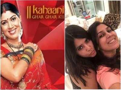 'Kahaani...' clocks 20 yrs, Ekta gets nostalgic